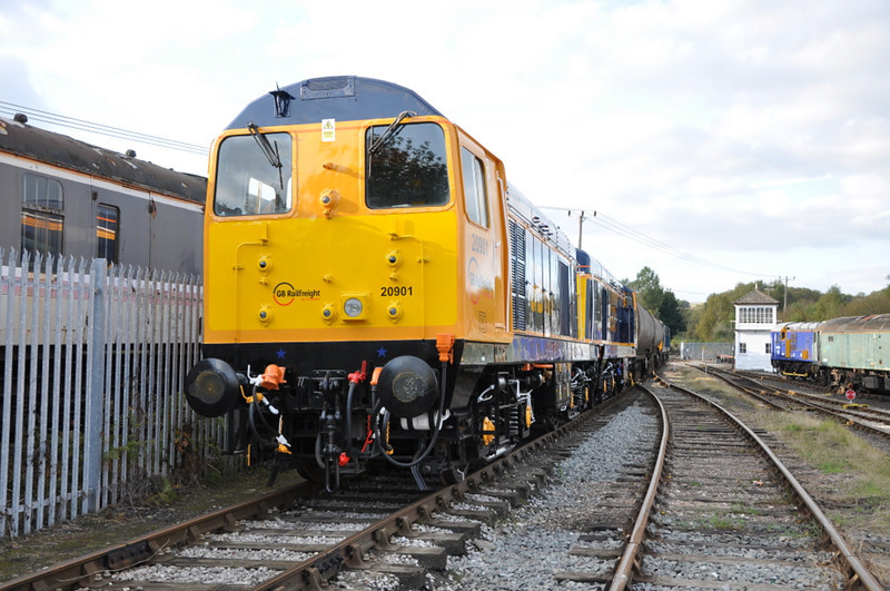 20901 and 20905, Barrow Hill. 09/10/12.