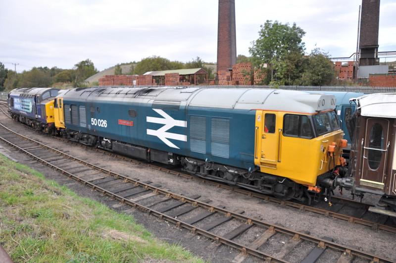 50026, Barrow Hill. 09/10/12.