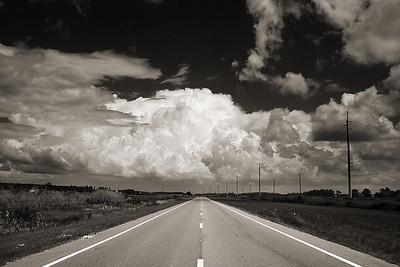 """Open Road"" - Odessa, Florida (Near Tampa)"