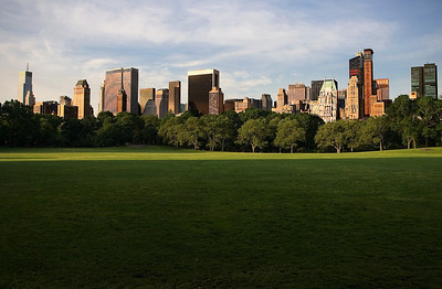 Sheep Meadow, Central Park, NYC