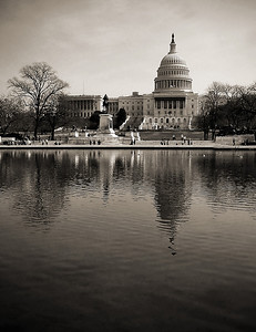 The Capitol Building - Washington D.C.
