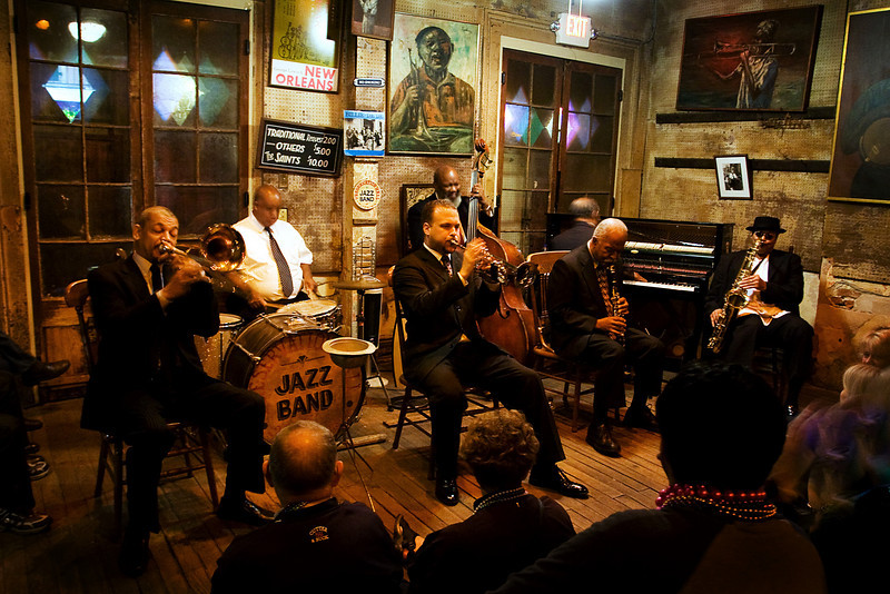 Preservation Hall, New Orleans