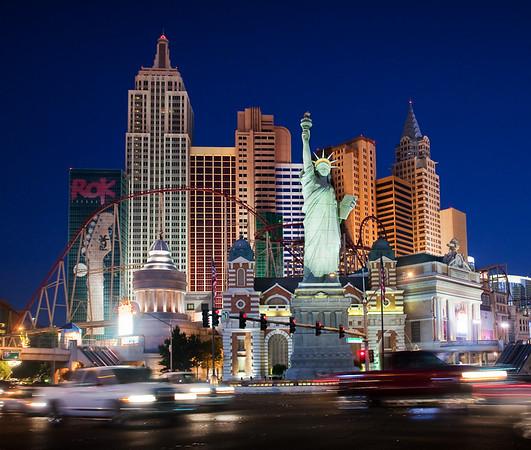 New York Hotel and Casino in Las Vegas
