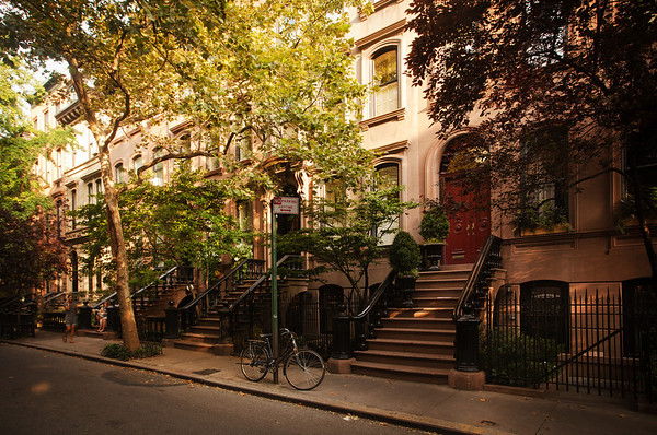 Perry Street, West Village, NYC