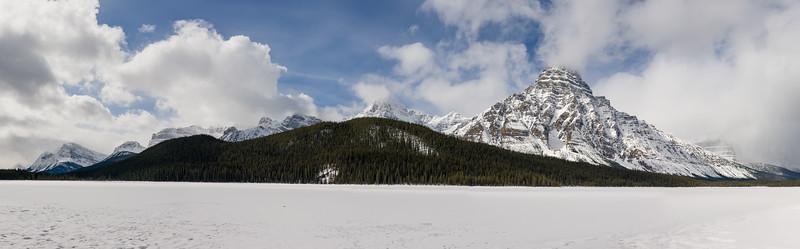 Waterfowl Lakes, Canada