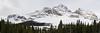 Crowfoot Glacier, Canada