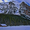 Lake Louise AB Canada,The hamlet was originally called Laggan, and was a station along the Canadian Pacific Railway route. It was built in 1890