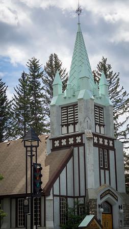 St. Paul's Presbyterian Church, Banff