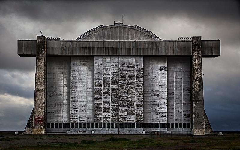 Old Blimp Hangar - Tustin, CA