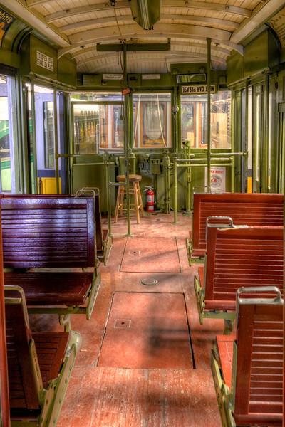 Trolley Interior 2