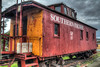 Red Caboose - Oregon
