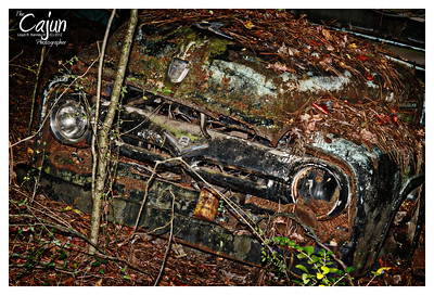 Old Car City USA located in White Georgia. Photography By Lloyd R. Kenney III (C) 2012 All Rights Reserved