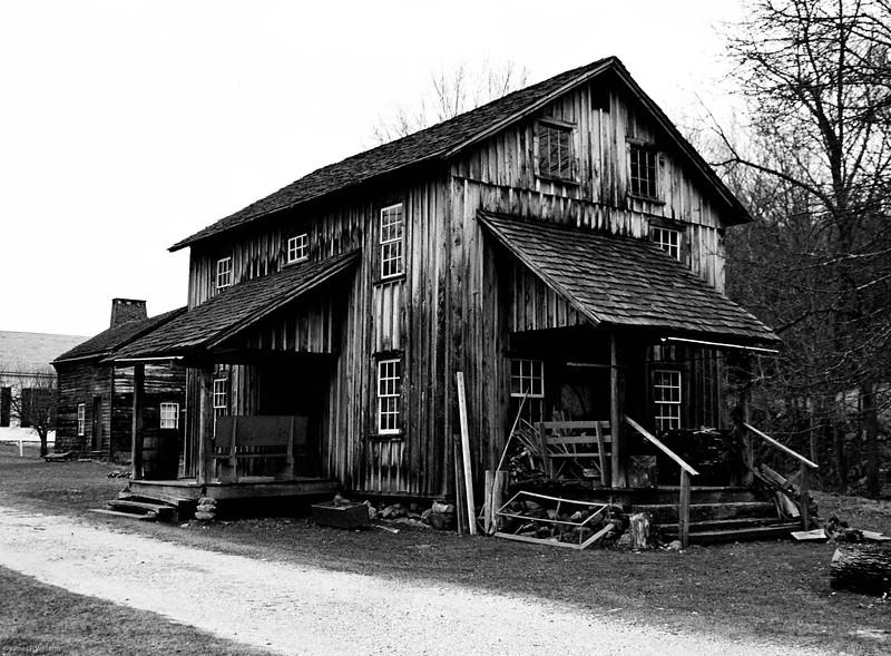 Old House at Millbrook Village