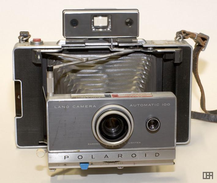Polaroid Automatic 100 Land Camera, 1963-1966