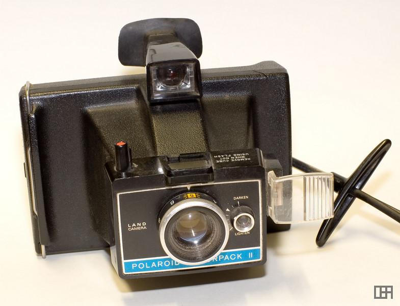 Polaroid Colorpack II Land Camera, 1969-1972