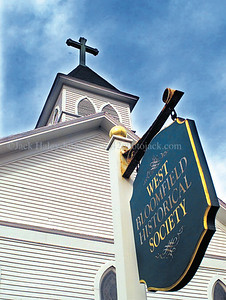 jh5/20-2 - - One place to stop along Routes 5 & 20 is the West Bloomfield Historical Society.
