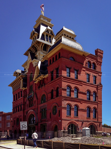 American Brewery Building - Baltimore