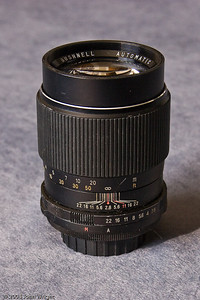 Bushnell 135mm f2.8 lens