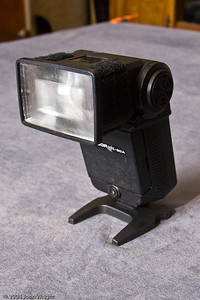 Soligor X-30A flash