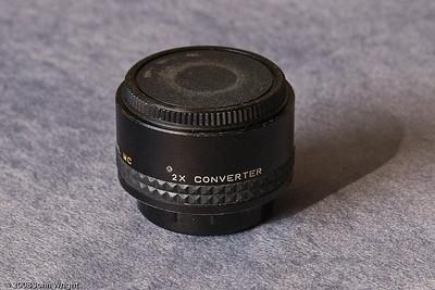 Focal 2X converterr