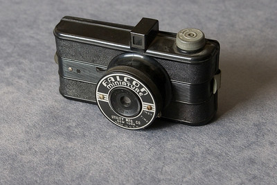Falcon Miniature 127 film camera.