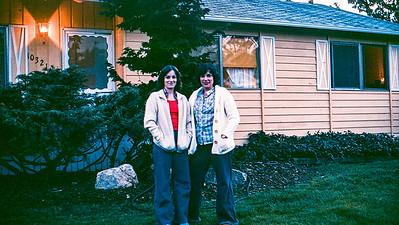Seattle Trip - April, 1981