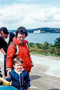 Seattle Trip - April, 1981