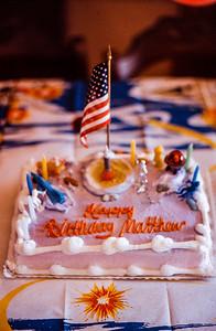 Matt's 7th Birthday
