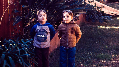 Andrew & Michael
