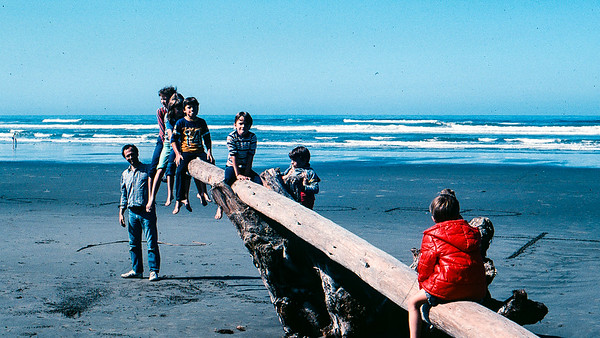 Camping at Kalaloch with the Schmuck family