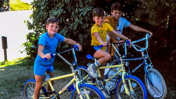 Misc Summer Pics - 1986