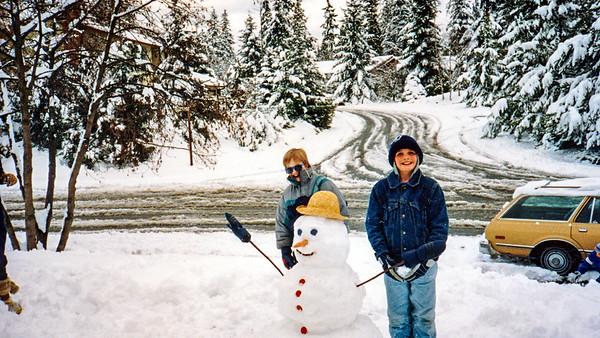 Kirkland Snow - 1988