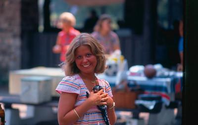 Norma Puzio circa 1975