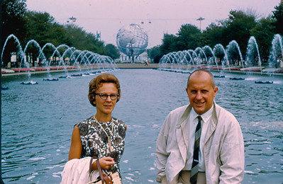 World's Fair 1965 New York