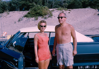 Sherkston Beach,Canada 1966
