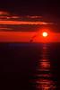 Solnedgang ved Murchison