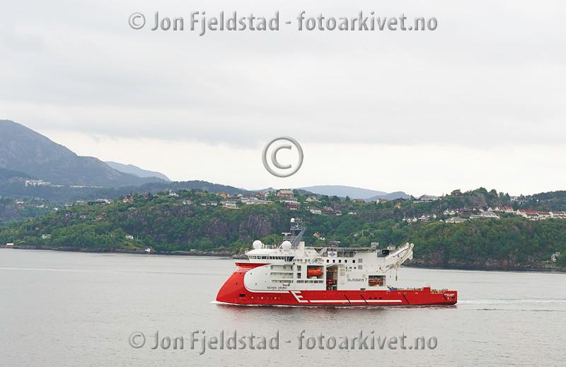 «Seven Viking» er et IMR-fartøy (Inspection, Maintenance and Repair)