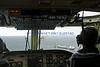 Shuttle helikopter Bell 214 ST på Statfjord feltet.