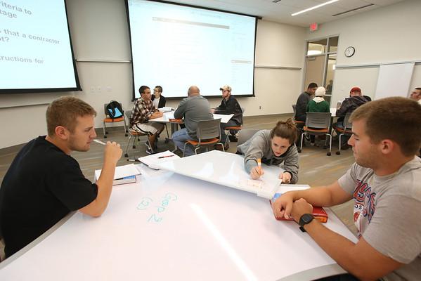 Olscamp Smart Classrooms