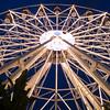 Ferris wheel at the Spectrum