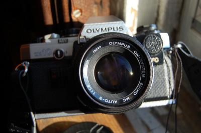 Olympus OM10 Test