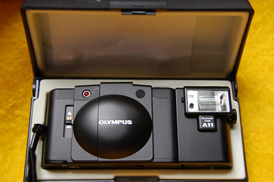 Olympus XA2 Test