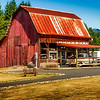 4.5.12 - A shot of a barn from our travels in Washington. Have a great day!