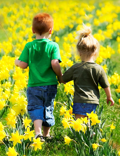 "3.25.12- ""Spring in their walk"""