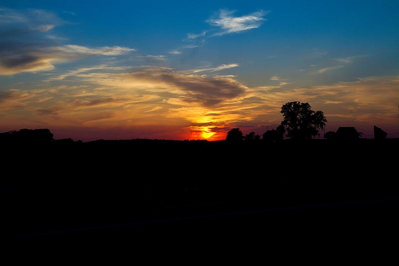 "6.26.12 - ""Sunset on the Farm"""