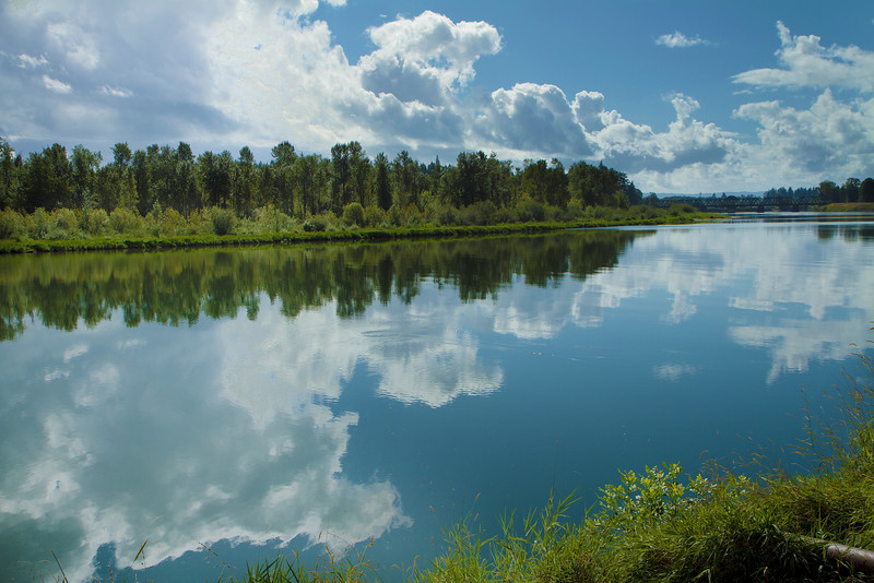 5.19.12 - Lewis River, WA - Have a great day!