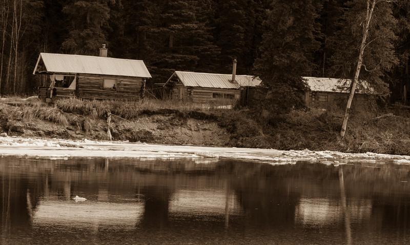"""""""River Livin'"""" - Salcha, AK"""