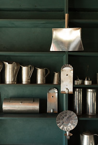 Wares on Display