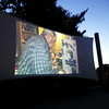 Outdoor Showing of Documentary Film about New York City Photographer Saul Leiter In No Great Hurry