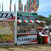 Pizza at the Orange Countty Fair in Costa Mesa California